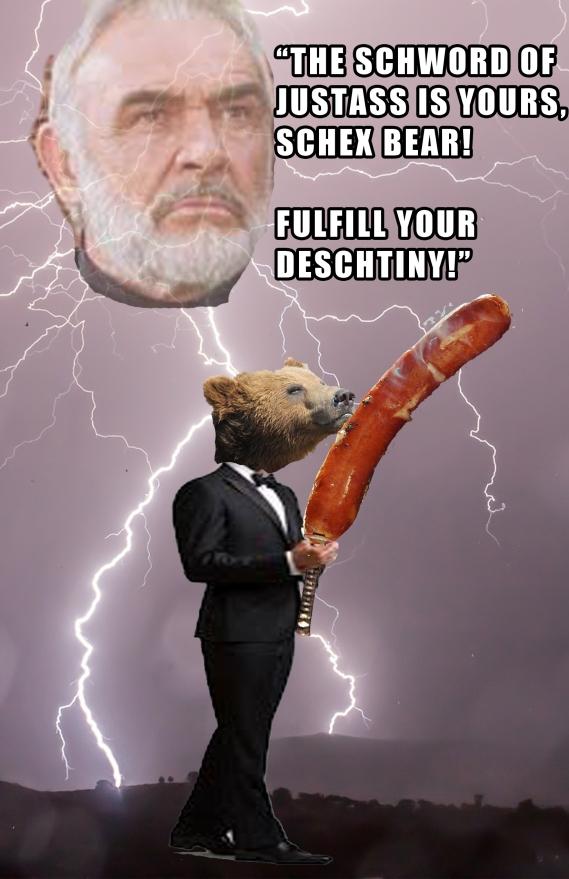SCHWORD OF DESCHTINY